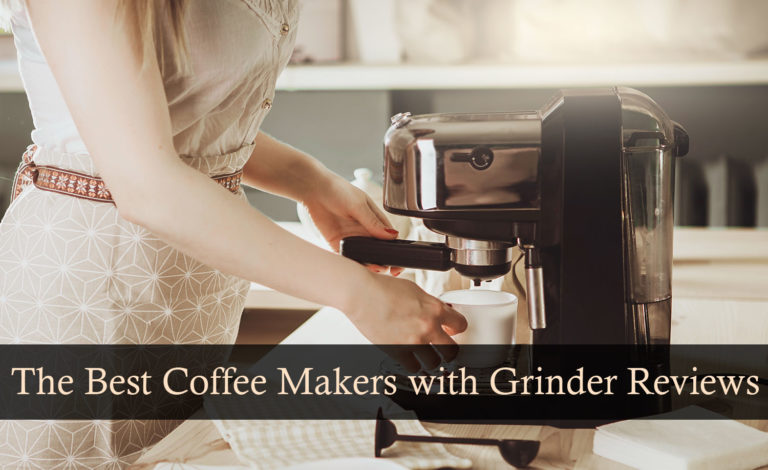 Coffee Maker With Grinde
