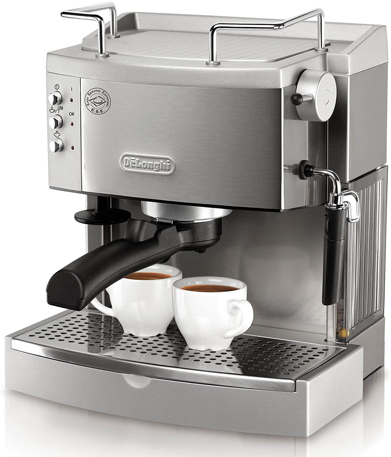 DeLonghi EC702 15 Bar Pump Espresso Maker