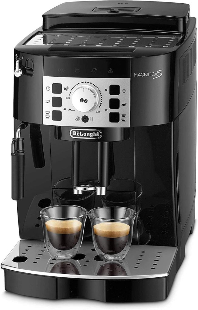 delonghi best coffee makers with grinders review