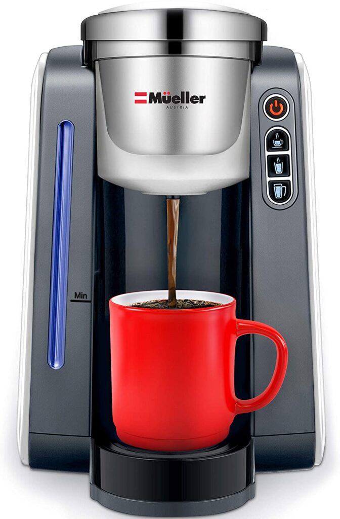 Mueller Ultimate Single Cup Coffee Maker 1