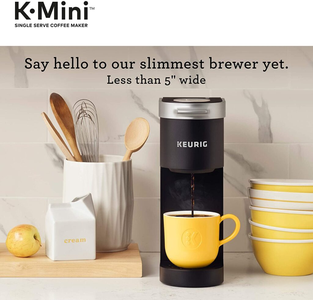 Keurig K Mini Coffee Maker Pod Review 1